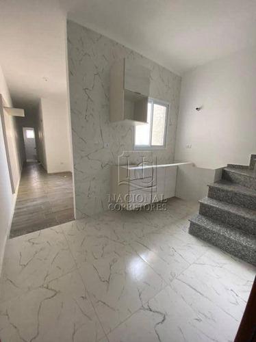 Imagem 1 de 21 de Cobertura Com 2 Dormitórios À Venda, 90 M² Por R$ 310.000,00 - Vila Guiomar - Santo André/sp - Co4157