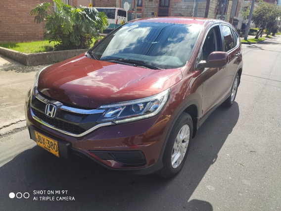 Honda Cr-v 4*2 City 2016