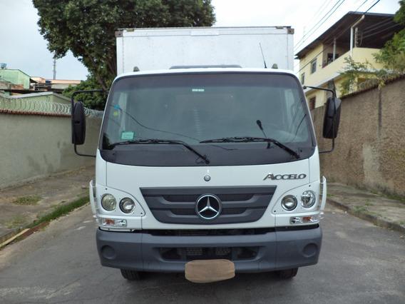 Mercedes-benz Accelo Mb 1016 2012/2012 Bau Plataforma