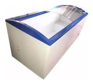 Freezer Exhibidor Pozo De Frío 900 Silken Polartik