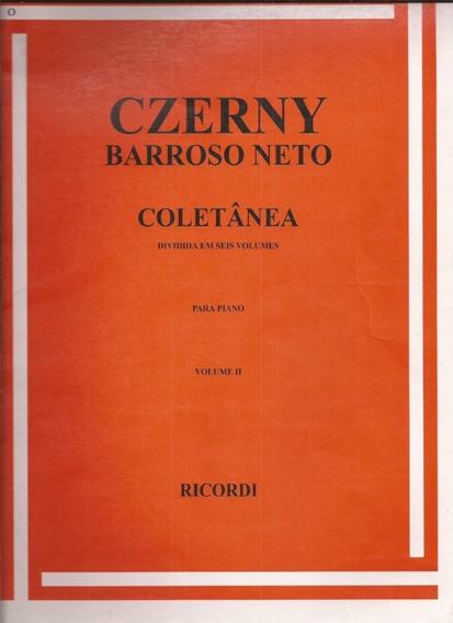 Método Czerny Barroso Netto - Volume Ii