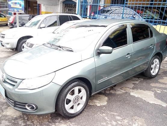 Volkswagen Voyage 2011 Cinza, Completo 1.6