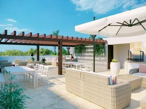 (crm-5832-119) Departamento Playa Del Carmen Colibri Excelente Oportunidad