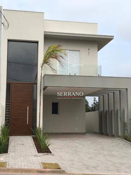 Casa Com 4 Dormitórios À Venda, 131 M² Por R$ 750.000,00 - Condomínio Reserva Da Matas - Jundiaí/sp - Ca0669