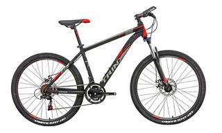 Bicicleta Mountain Rodado 26 Trinx M136 Shimano 21 Vel Disco