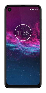 Motorola One Action Dual SIM 128 GB Pearl white 4 GB RAM