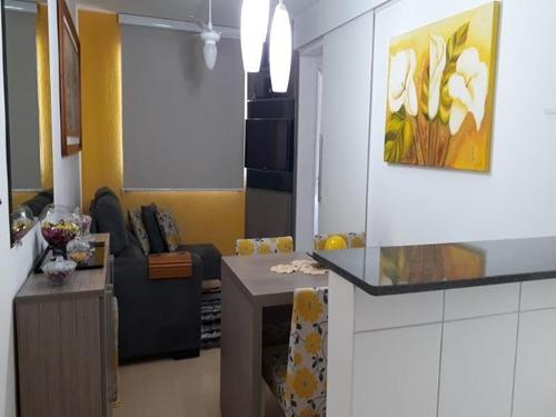 Apartamento Venda Loteamento Parque São Martinho Campinas Sp - Ap1135