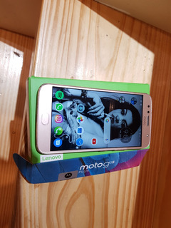 Celular Moto G5s Plus 4g 3gb 32gb+ Cd 32 Gb Usado Personal