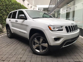 Jeep Grand Cherokee 2016 5p Limited Lujo 4x4
