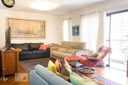Apartamento À Venda - Vila Nova Conceição, 3 Quartos,  165 - S893074394