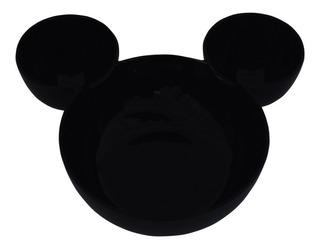 Botanero Mickey Mouse Tazon Disney Bowl Zak Botana Snack Fiestas Convivio Coleccion Coleccionable