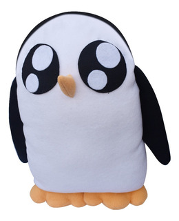 Peluche De Pingüino Gunter De Hora De Aventura