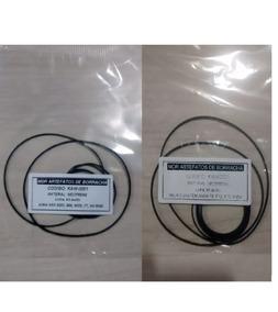 02 Kit Correia Aiwa 2200, 999 + F9, 959- Frete Incluso
