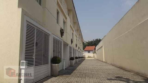 Lindíssimo Sobrado De Condomínio À Venda, Vila Bela, São Paulo. - So0115