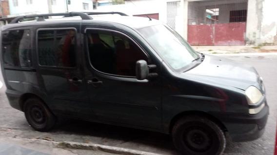 Fiat Doblo 2009 1.8 8v
