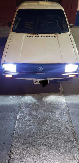 Volkswagen Caribe Sedan