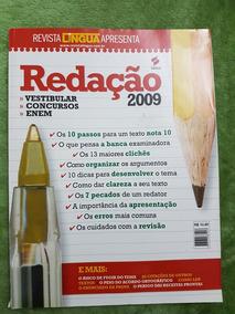 Promoção De Revista Sobre Redação + Revista De Sociologia