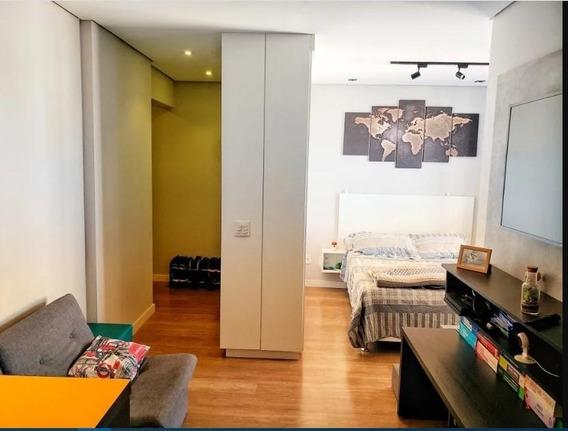 Apartamento Com 1 Dormitório À Venda, 33 M² Por R$ 310.000,00 - Cambuci - São Paulo/sp - Ap19512