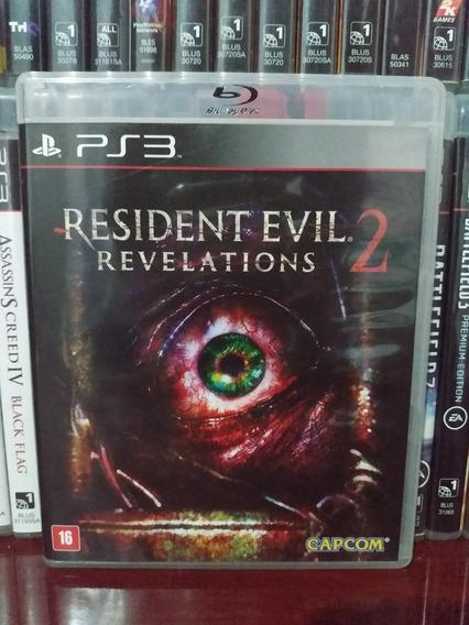 Resident Evil Revelations 2 Original Ps3   Parc. Sem Juros