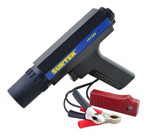 Imagen 1 de 2 de Pistola De Tiempo Grado Avance Perilla Giratoria Surtek