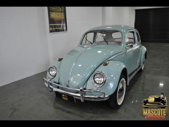 Vw Fusca 1200 1962 *imperdível*financio Direto*lindo