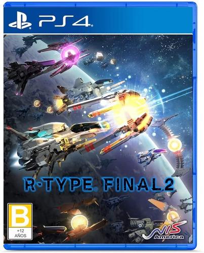 Imagen 1 de 5 de R-type Final 2 Inaugural Flight Edition - Playstation 4
