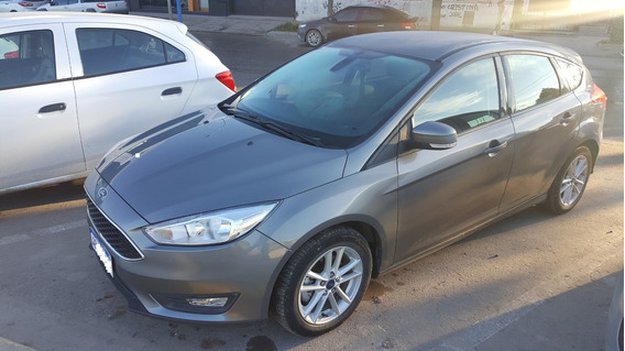 Ford Focus Iii 1.6 5p Año 2017 - Impecable!!!