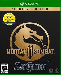 Mortal Kombat 11 Premiun - Xbox One