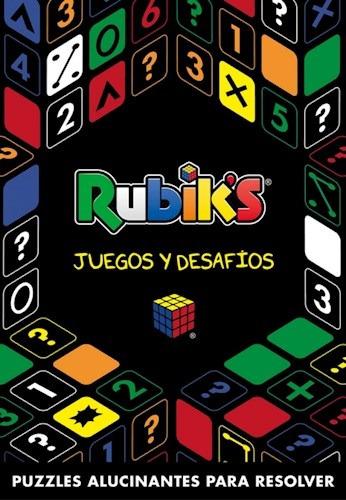 Imagen 1 de 2 de Rubik's: Juegos Y Desafíos - Varios Autores