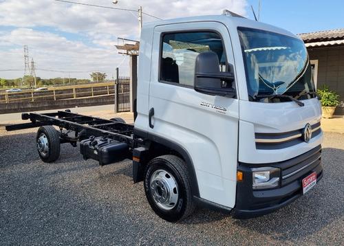 Imagem 1 de 15 de Vw - Delivery Express - 2020 (rodas E Molejo Reforçados)
