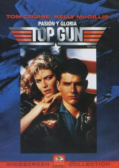 Top Gun Pasion Y Gloria Tom Cruise Pelicula Dvd