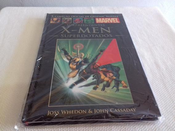 Graphic Novels Marvel Nº36 Surpreendentes X-men Superdotados