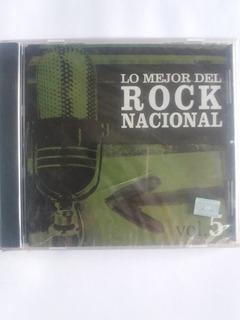 Lo Mejor Del Rock Nacional V5. (rock Latino).