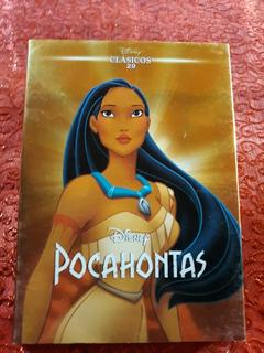 Pocahontas Dvd Clasico Disney #29