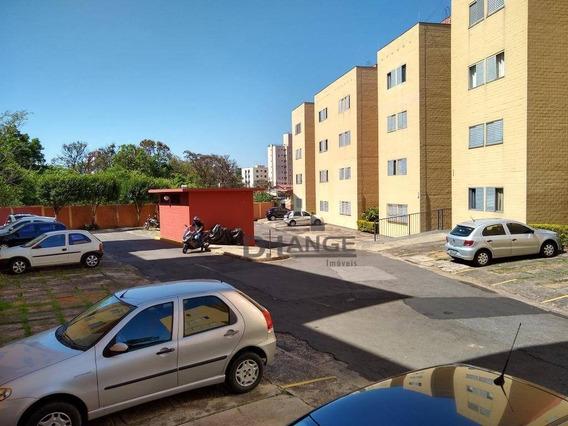 Apartamento Com 2 Dormitórios Para Alugar, 50 M² Por R$ 900,00/mês - Jardim Bela Vista - Campinas/sp - Ap18341