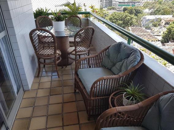 Apartamento Em Encruzilhada, Recife/pe De 185m² 4 Quartos À Venda Por R$ 580.000,00 - Ap299912