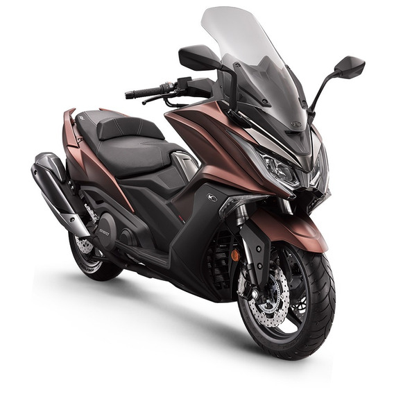Kymco Ak 550i Abs Megascooter Sabemos De Scooters