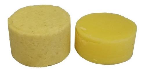 Imagen 1 de 1 de Kit Shampoo Y Bálsamo Sólido  Revitalizante
