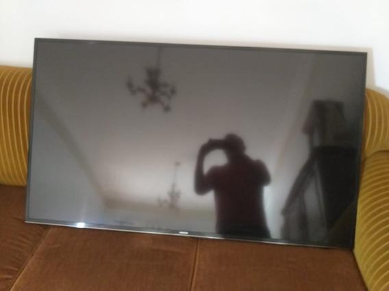 Tv Samsung 55 Un55mu6100g Com Defeito Na Tela