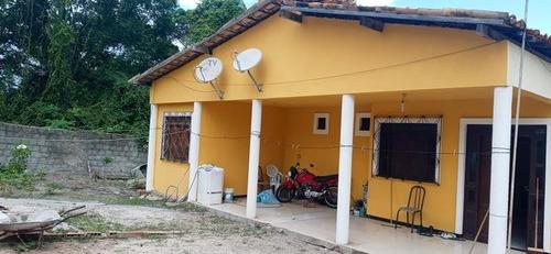 Casa Com 3 Quartos, 130m2, À Venda - Barra Do Jacuípe - Camaçari - 188