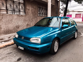 Vw Golf Oem 93 Cl 3ptas Como Gt Std 5+r 1.8 Factagencia Bbs