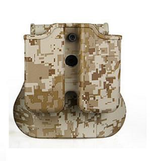 Porta Carregador De Polímero Para Pistolas Taurus Camuflado