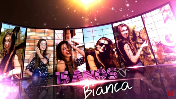 Intro 15 Anos After Effects Cs6 Em Diante #i0001 (template)