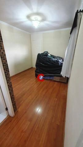 Apartamento Com 2 Dormitórios À Venda, 50 M² Por R$ 190.000 - Vila Izabel - Guarulhos/sp - Ap9718