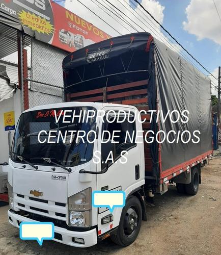 Camion Chevrolet Nkr3 Estacas 2020