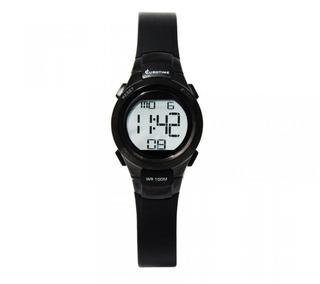 Reloj Eurotime Dama Modelo 12/4005.10 Digital Zona Obelisco