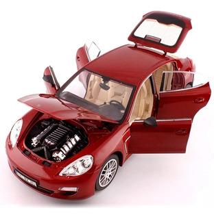 Miniatura Carro Porsche Panamera 4s V8 Escala 1/18 Coleção