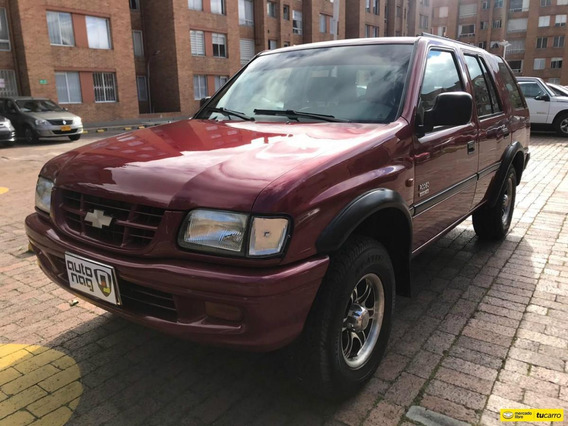 Chevrolet Rodeo 3.2 V6 4x4