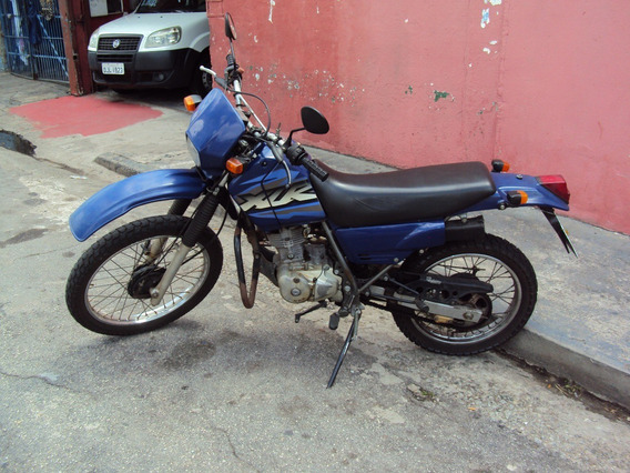 Xlr 125 2002 Impecavél - Não É Cg, Ybr, Bros