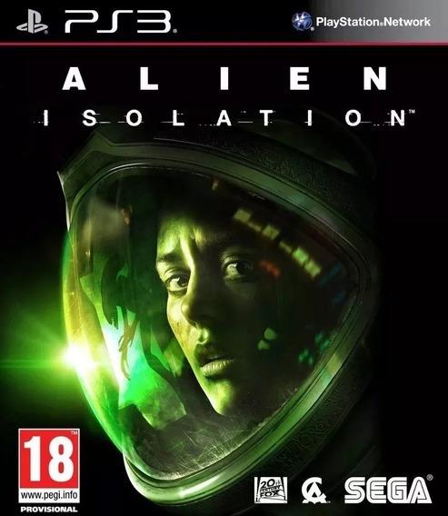 Alien Isolation Ps3 Original Envio Rápido Psn!